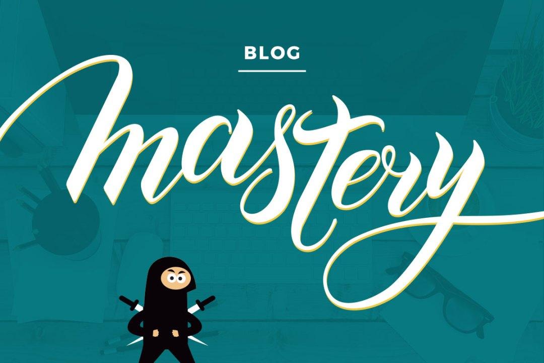Blog-Mastery