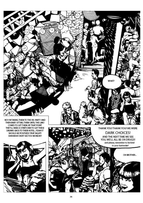 comi cbook graphic novel