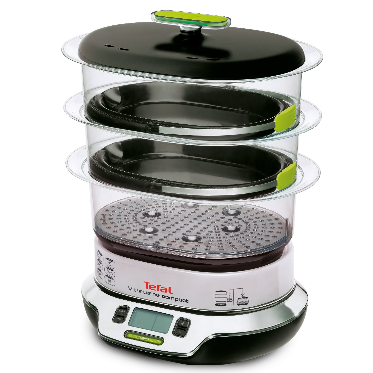 Amazon Dampfgarer Tefal Vs4003