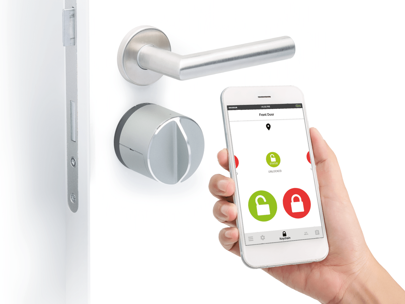 Product Smart Danalock V3 Smart Lock Danalock