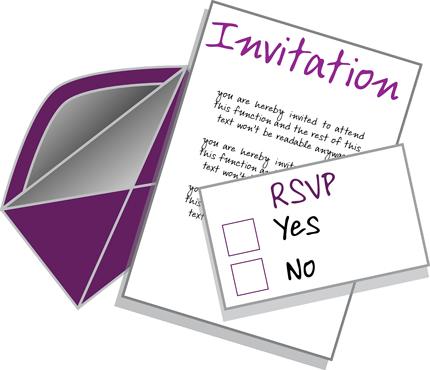 Invitations Letter \u2013 DANARG
