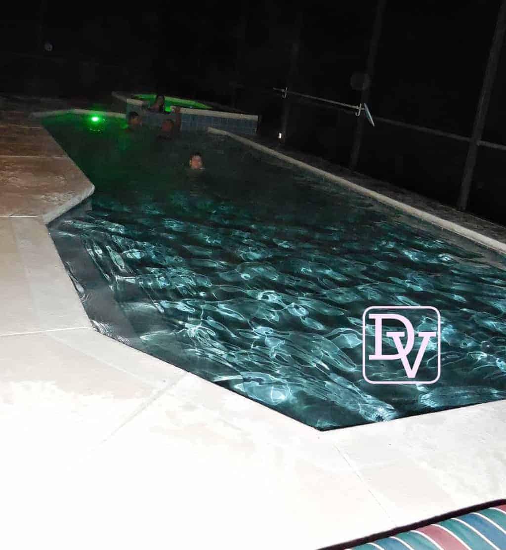 Orlando Vacation Pool Home