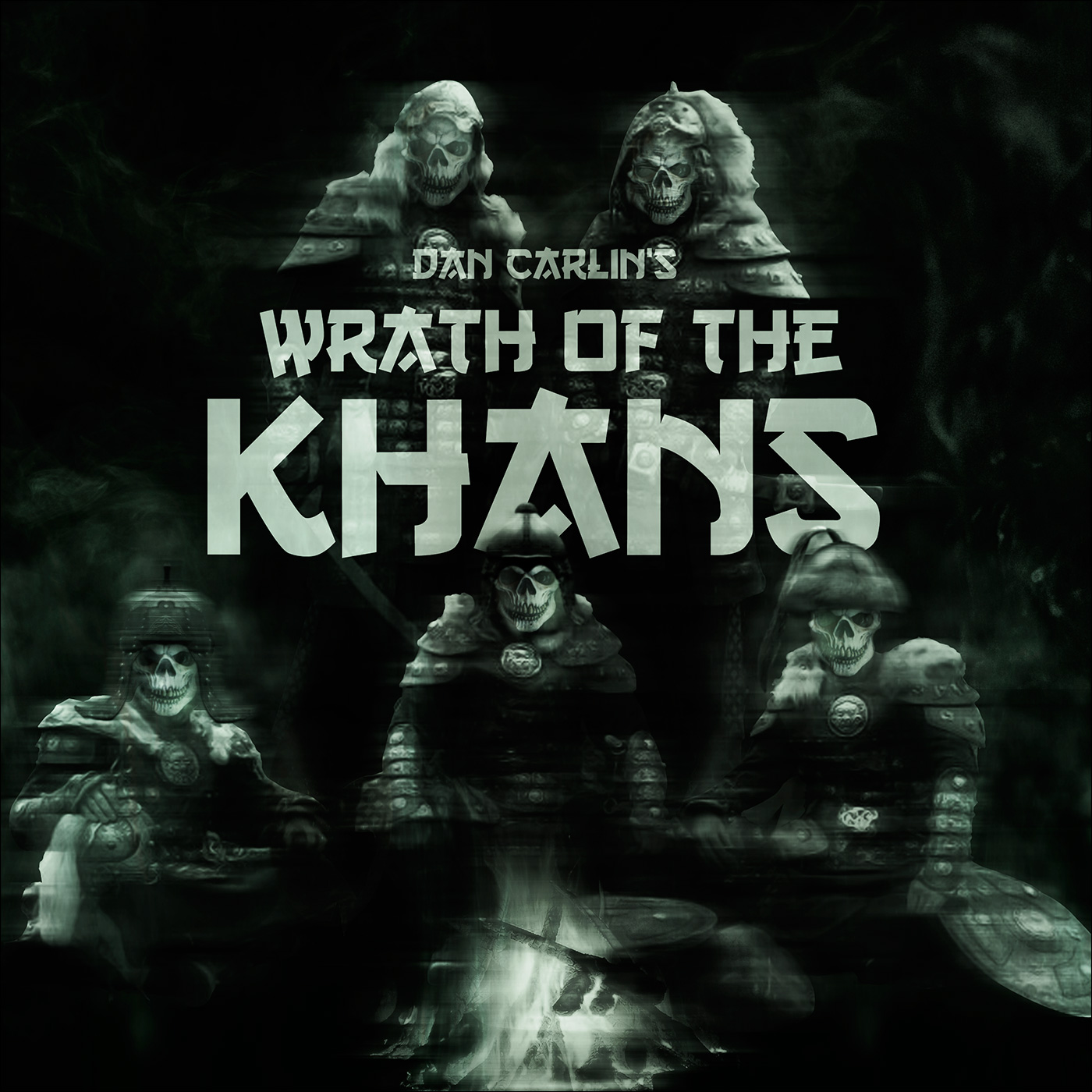 O History S Hardcore History 43 47 Wrath Of The Khans Series