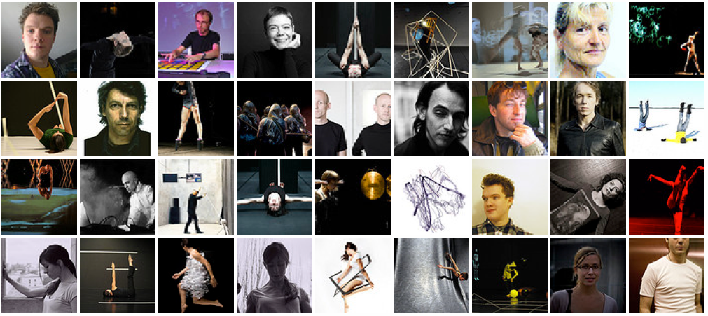 On dance-tech.tv LIVE this weekend: GVA Sessions 2011 | Dialog: Sound and Movement Symposium, Geneva Switzerland