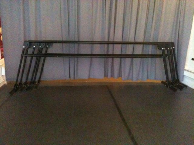 Dancenet Marley Floor Lightly Used And Unused Barres