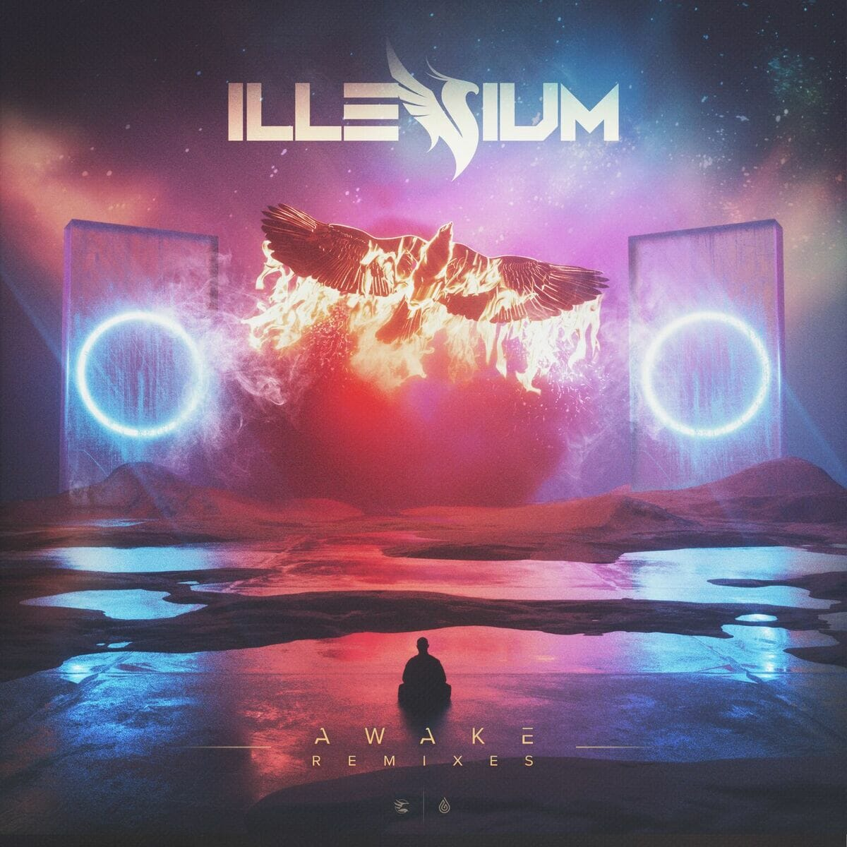 Free Fall Wallpaper Pics Illenium Stuns With 15 Track Remix Package For Awake