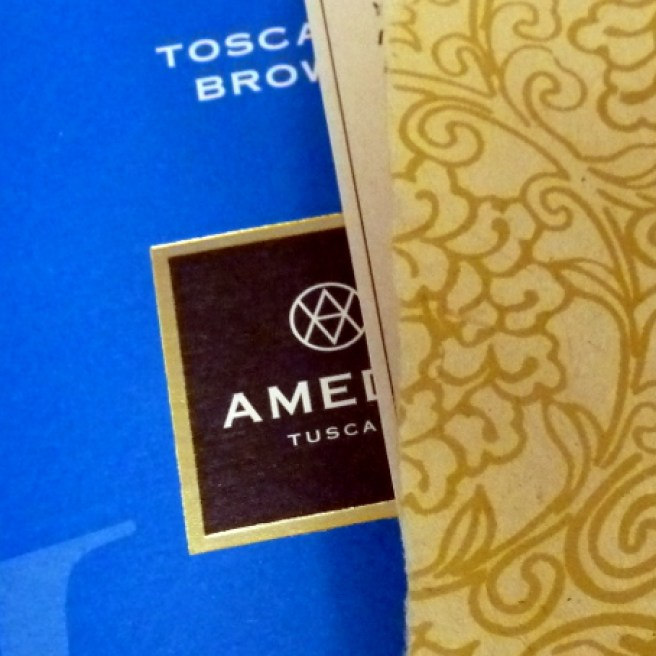 Amedei Toscano Brown
