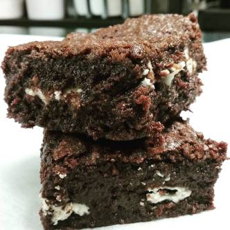 Those of you who took last night's Zen Brownies Class, you can pick up your extra brownies at any time. I'm glad you enjoyed the class! -Rich