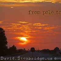 from pole to pole