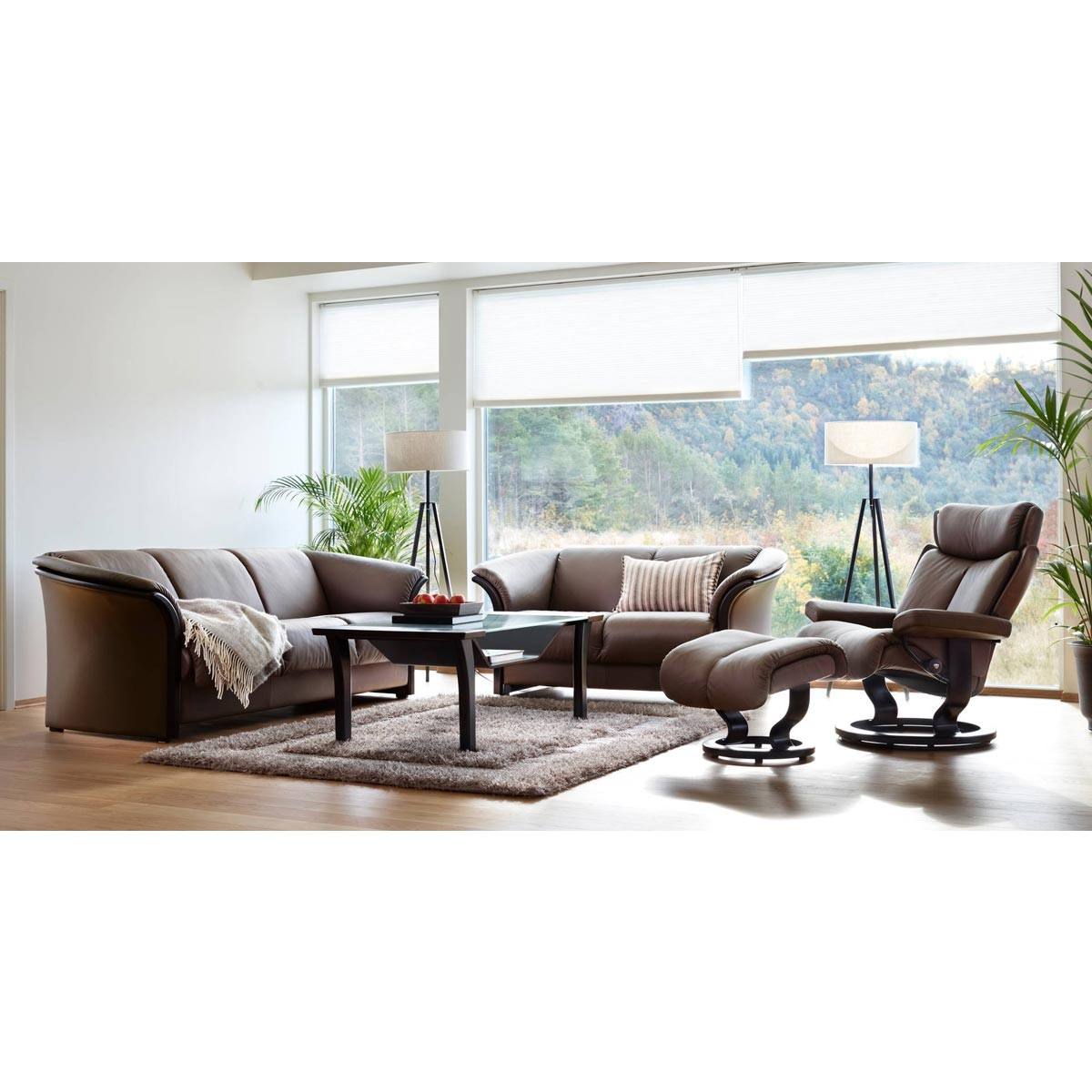 Sofa Fra Ekornes Ekornes Manhattan Sofa From 2 595 00 By Stressless