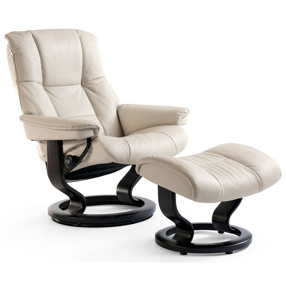 Stresless Stressless Mayfair Large Recliner & Ottoman From $2,695.00