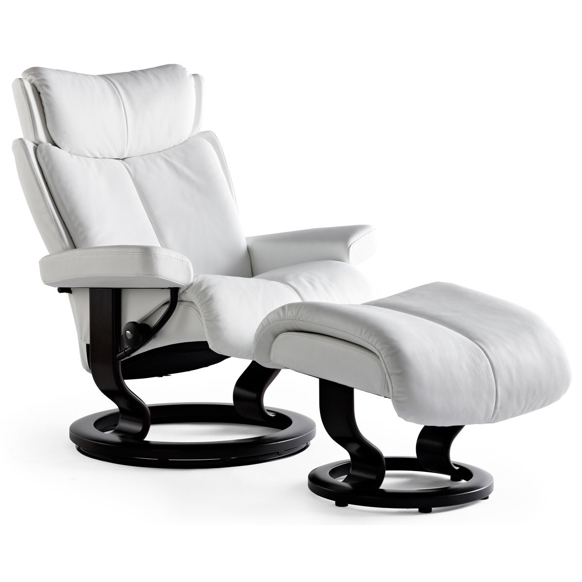 Stressless Sale Stressless Magic Large Recliner And Ottoman From 3 495 00