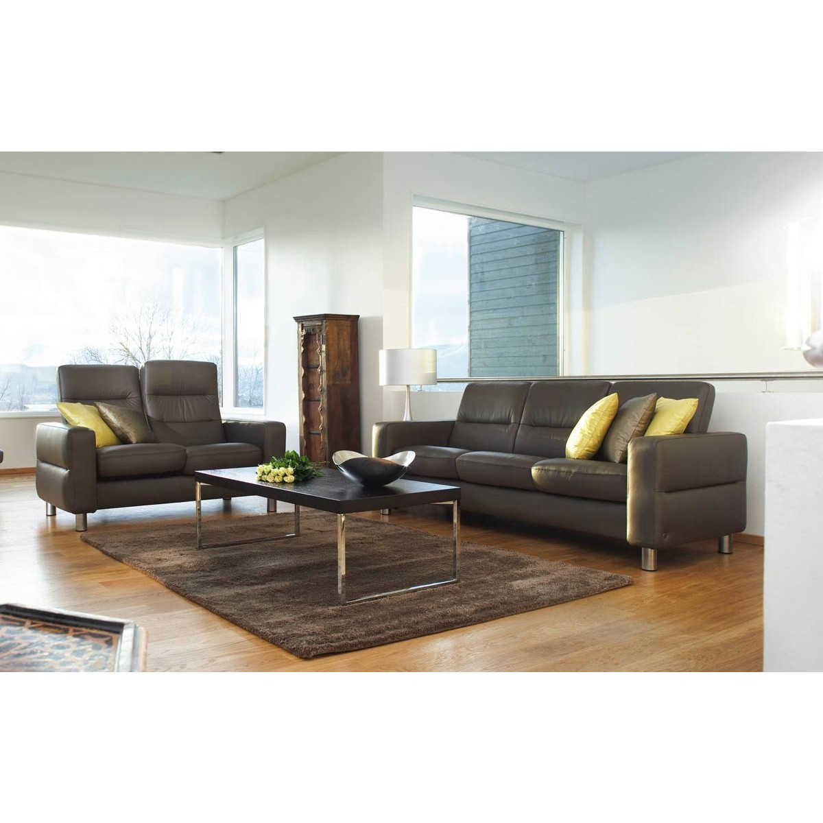 Stressless Wave Sofa Reviews Stressless Wave High Back Sofa From 3 995 00 By