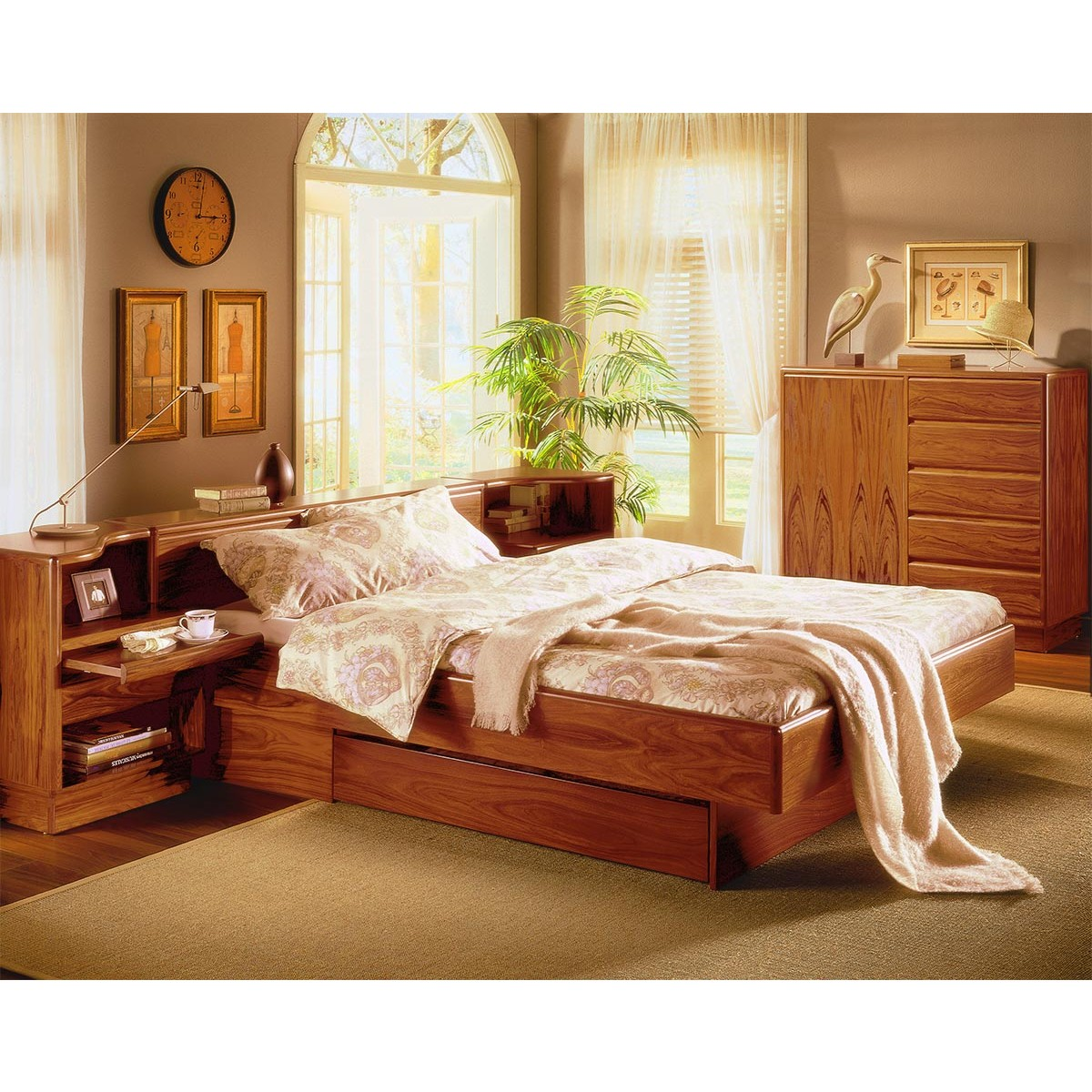 Mobican Prestigia Bedroom Set By Mobican Danco Modern
