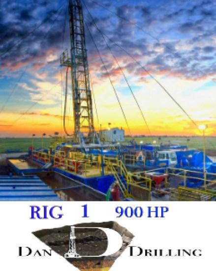 Dan D Drilling RIG 1.11