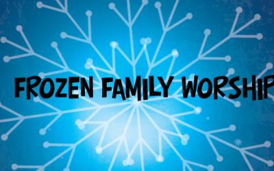 frozen family worship