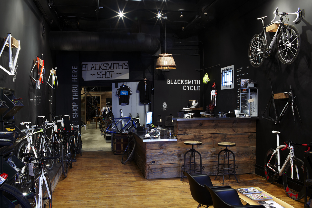 Dandyshops Blacksmith Cycle On Queen West Dandyhorse - Cycle Shop