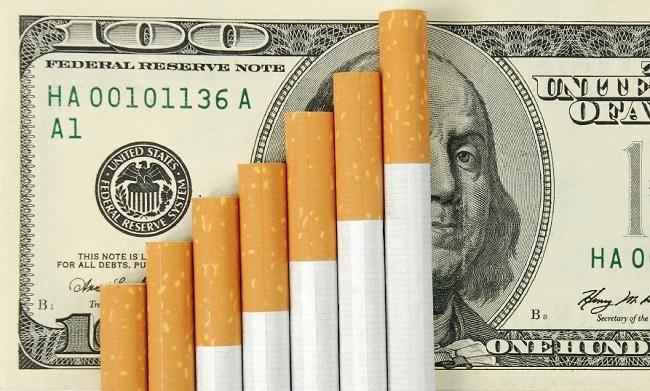 世界のたばこ価格