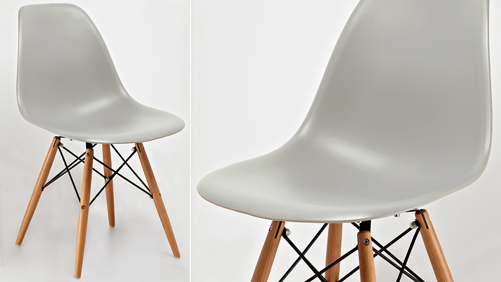 Eames Chair Grau How To Decorate And Furnish With Grey | Danetti Lifestyle