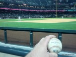 Got a ball from one of my new favorite players. Paul Goldschmidt.