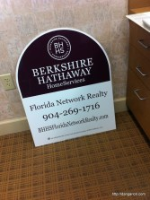 Florida Network Realty sign.