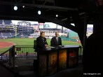 TV Guys for Root Sports at PNC Park