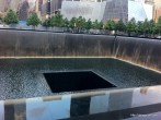 World Trade Center Memorial.