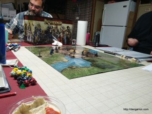 Pathfinder/D&D night