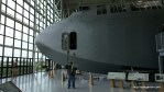 Abby and I in front of the Spruce Goose