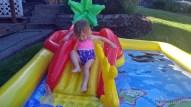 Pool time fun!