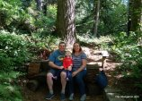 One of our first Oregon Family portraits. At Silver Falls, Oregon.