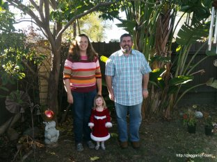 Family Photo Christmas 2015