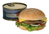 Cheeseburger in a Can!