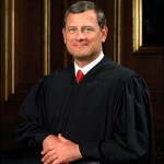 "Supreme Court Justice John Roberts:  ""doctrinaire conservative"""