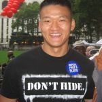 Lt. Dan Choi prosecuted vigorously for protesting