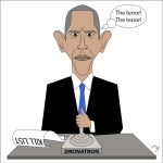 Barack Obama drones on into the Heart of Darkness