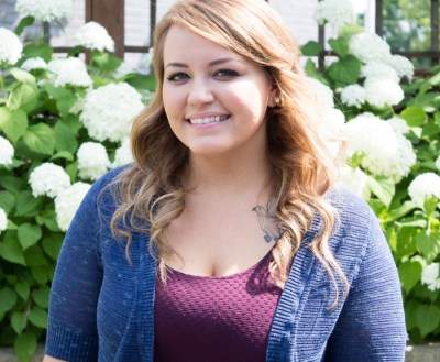 Anna Todd - Author of the After series.