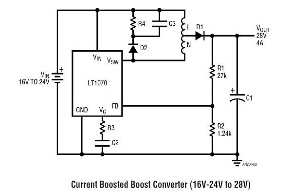 App note Switching regulator circuit collection « Dangerous Prototypes