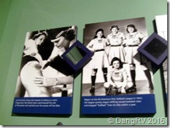 Women in Baseball - Cooperstown