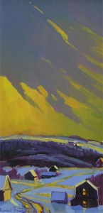Daniel Froment Artiste peintre Charlevoix - Biographie