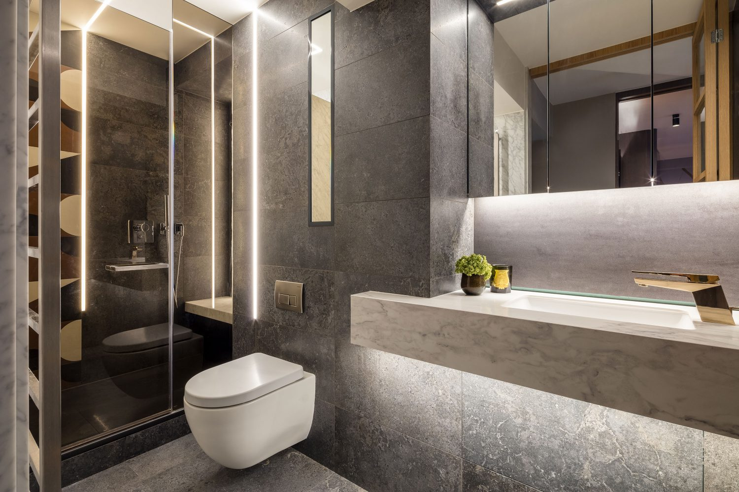 Bathroom Home Interior Design Home Bird Daniel Hopwood At Home Interior Design London