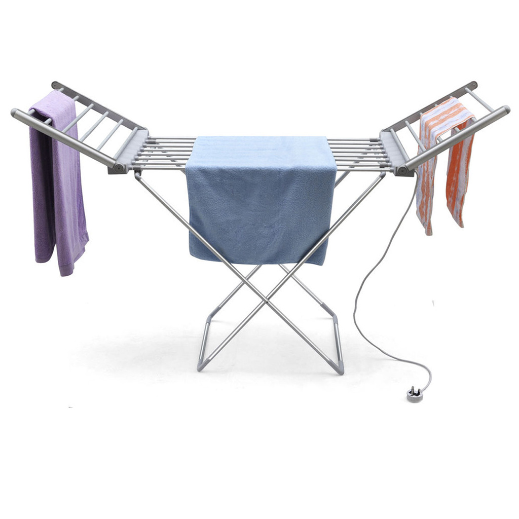 Small Clothes Dryer Dry Flat Clothes Rack Laundry Solution A Built In Air