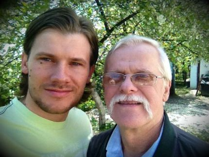 Daniel i tata