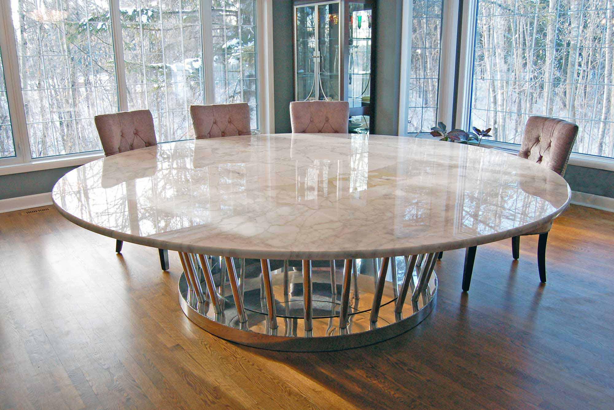 Dining Tables For 12 Persons Dining Table Danielle Tussman