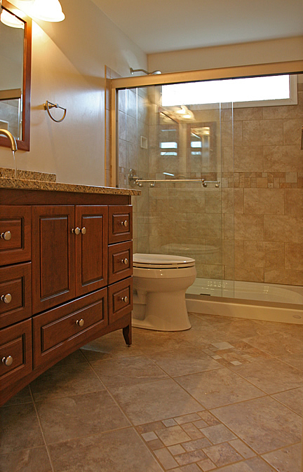 Small Accent Chest Bathroom Remodeling Diy Information Pictures Photos