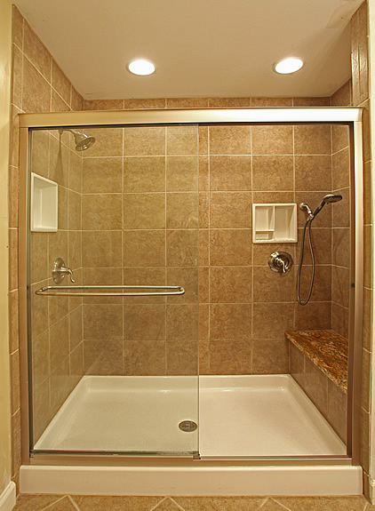 Bathroom Remodeling Diy Information Pictures Photos Ceramic Niches Shower Shelves Kitchen