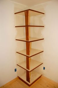 Download How To Build A Corner Shelf Unit Plans DIY Free ...
