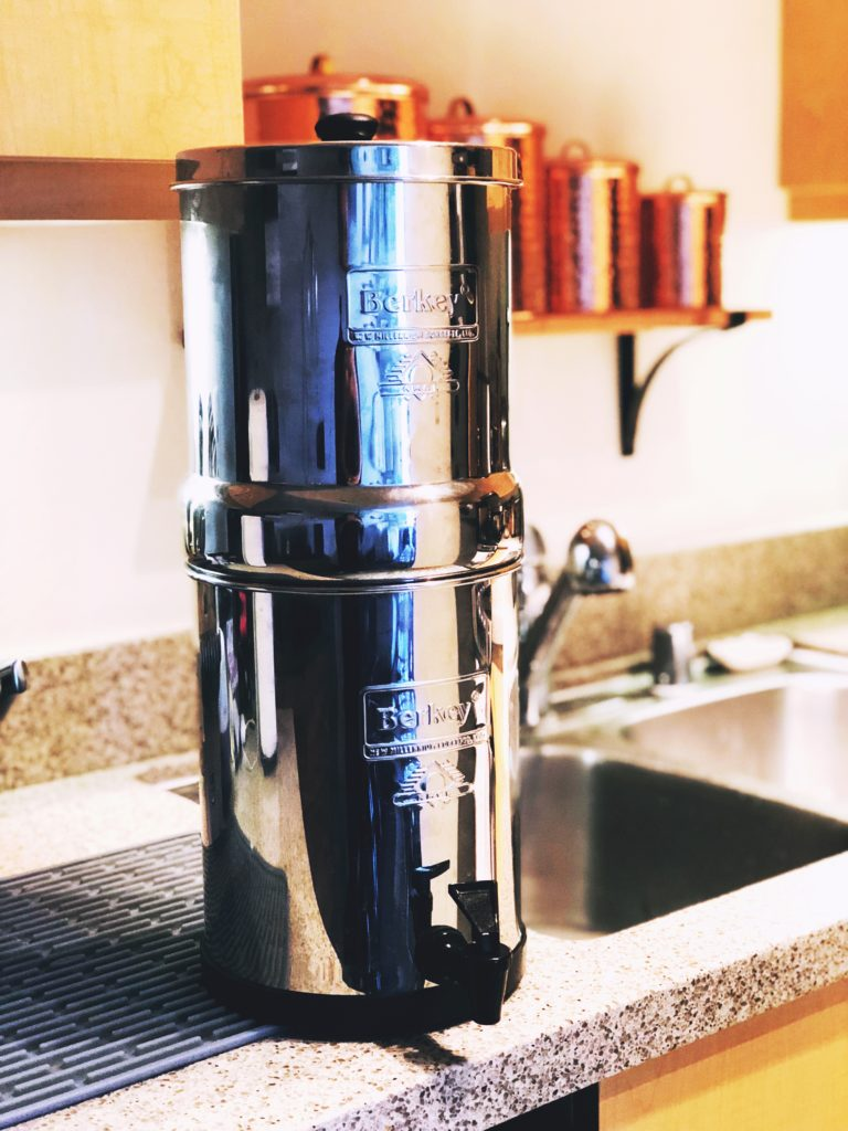 Why You Need The Berkey Water Filter Dani On The Loose