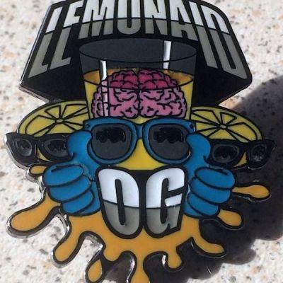 LemonAid OG Hat Pin