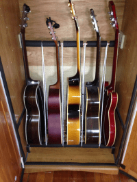 How to build an Inexpensive Humidified Guitar Cabinet ...